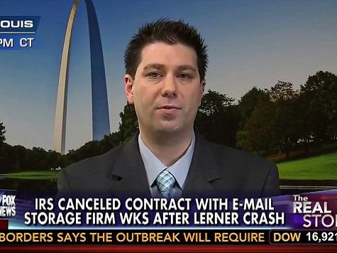 Hacking Forensic Investigator: Lerner's Emails Are Retrievable