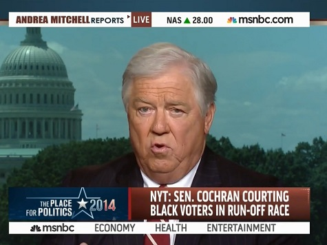 Barbour Admits Dem Support for Cochran, Bashes McDaniel