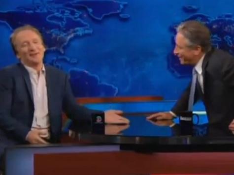 Bill Maher, Jon Stewart Hit Atheist Discrimination, Obama's 'Spiritual Bullsh*t'