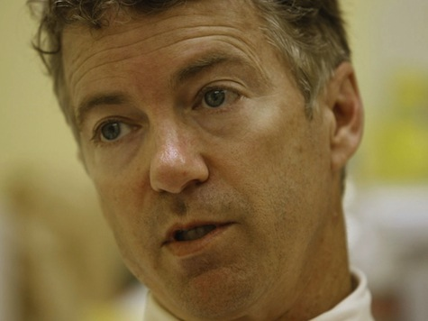 Rand Paul: 'Not One Dime' of Aid Should Go to Countries that Persecute Women, Christians