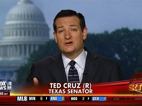 Cruz: 'Striking' DC GOP Estbmt Put in Millions of Dollars, Encouraged Dems to Vote in MS