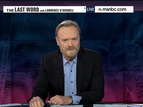 MSNBC's O'Donnell Thanks Koch Brother in Return from Car Accident Injury