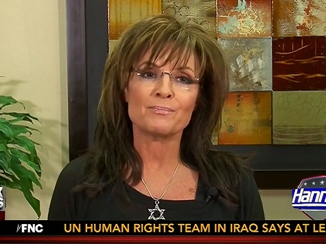 Palin: 'War on Women' Began with Attacks Against Me