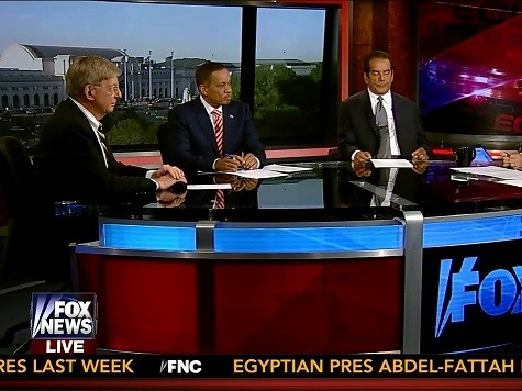 George Will, Krauthammer Spar with Juan Williams over Legitimacy of House IRS Inquiry