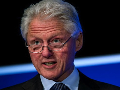 Bill Clinton Brags About Buying 14 Expensive Swiss Watches to 'Just Give Them Away'