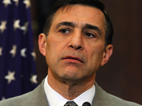 Darrell Issa to EPA Chief: 'You Only Exists Because Congress Loaned You Power'