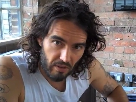 Russell Brand: Fox News is 'Fanatical, Terrorist, Propagandists,' 'More Dangerous than ISIS'