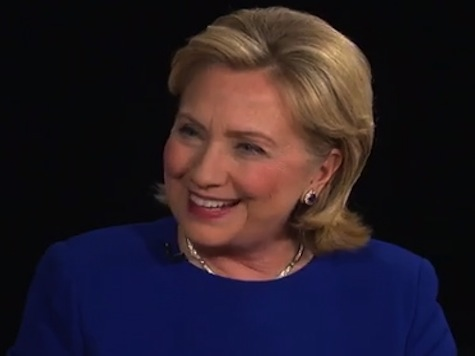 Hillary Clinton: 'You Have to be a Little Bit Crazy to Run for President'
