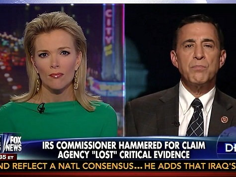 Issa Calls for Special Prosecutor in IRS Case; Suggests Immunity for Lerner