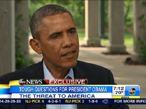 Obama: The Public Doesn't Have to Support My Foreign Policy 'at Every Minute'