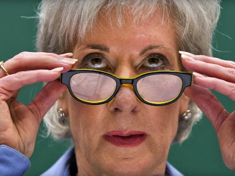 Sebelius: GOP Only Opposed ObamaCare Out of Personal Dislike for Obama