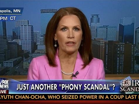 Michele Bachmann: IRS Scandal Big Enough to Take Down Obama's Presidency