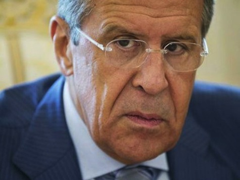 Russia's Foreign Minister Accuses America of Fueling Ukraine Crisis