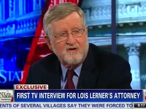 Lois Lerner Attorney Claims She Pleaded the Fifth to Avoid Being Bullied