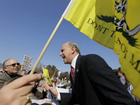 Gohmert Cochran's Tactics an 'Outrage,' 'Conspiring to Violate the Law'