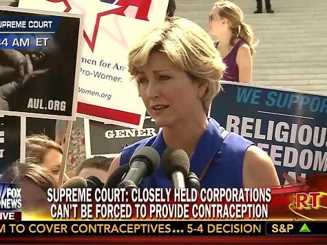 Lawyer Debunks 'War on Women' Narrative in Hobby Lobby Case
