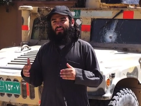 ISIS Declares a Caliphate Mocks Obama and Diaper Needing US Troops