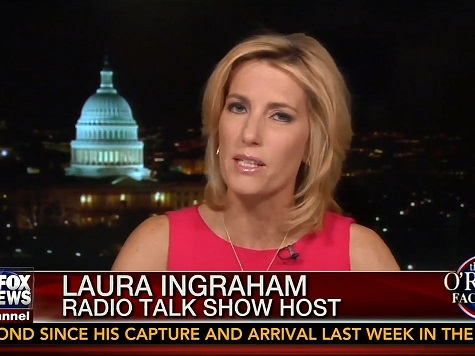 Laura Ingraham: Pro-Amnesty Republicans 'Not Off the Hook' on Border Crisis