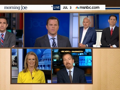 'Morning Joe' Predicts Al Gore, Jerry Brown as Challengers to Hillary in 2016