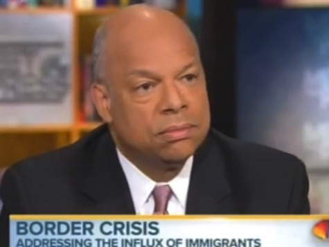 DHS Secretary: Obama Not Going to Border — 'He Can't Be Every Place'