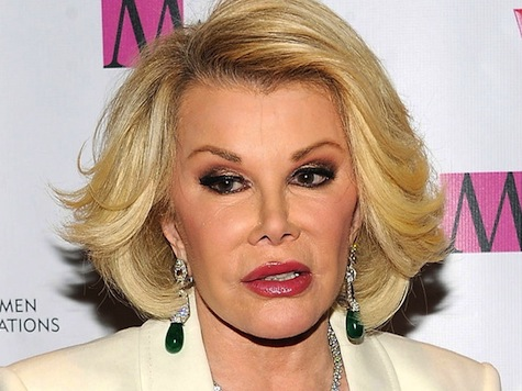 Joan Rivers Drops the N-Word on HuffPost Live