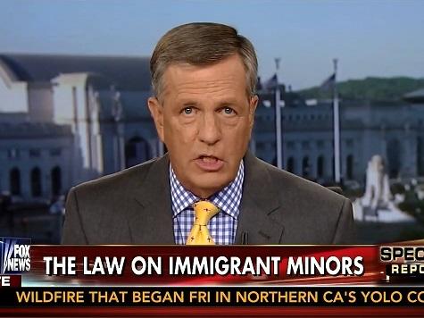 Hume: Obama 'for Better or for Worse' Is Following Law on Border Crisis