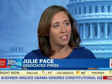 AP's Julie Pace: White House Slow to Act on Border Crisis