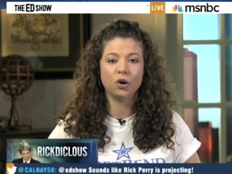 Texas Dem Official: Rick Perry Is a 'Hateful' Race-Baiting 'Insurrectionist'