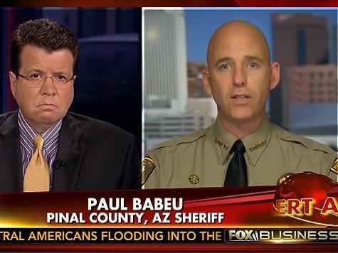 Sheriff Babeu: Feds Releasing Criminals Deported 10-15 Times into Arizona