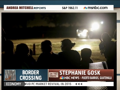 NBC Reporter: Border Surge Will Continue Unless WH Starts Deportations