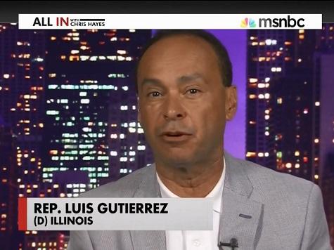 Gutiérrez: Setup for Obama Impeachment Behind GOP 'Illegal' Deportation Push