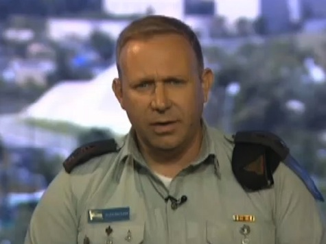 Israeli Military Spox: Beyond Point of No Return, We Will Paralyze Hamas