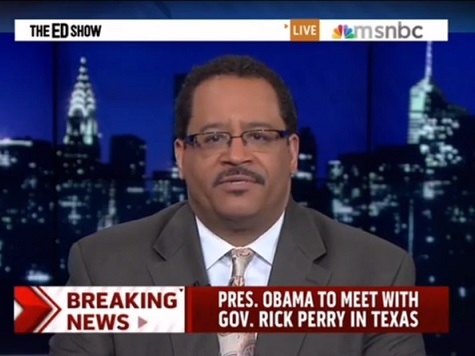 MSNBC's Dyson: Palin's Call for Impeachment 'Treasonous'