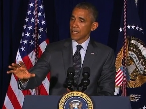 Obama on Declining Border Stop: This Is Not Theater, I'm Not Interested in Photo-Ops