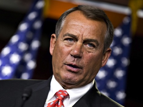 Boehner: 'If We Don't Secure the Border, Nothing Is Going to Change'