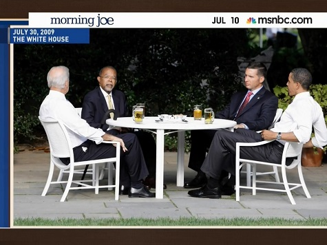 'Morning Joe' Hits Obama for 'Photo-Op' Remarks with Photo-Op Montage
