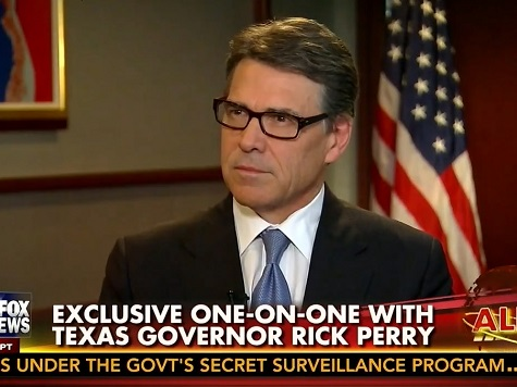 Perry: 'I Don't Know' Whether Obama Heard Me
