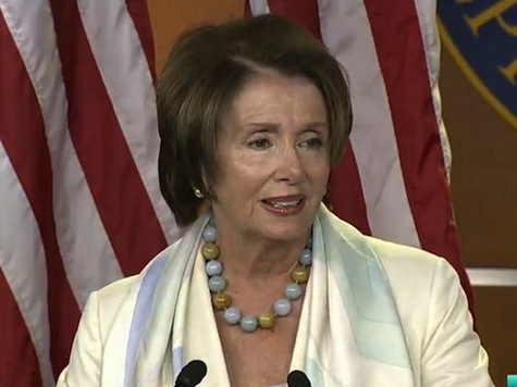 Pelosi: Dems Could Have Impeached Bush But Didn't for Good of Country