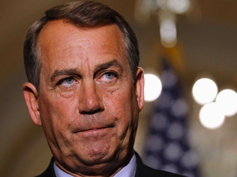 Boehner: 'He's Been President for 5-1/2 Years — When Is He Going to Take Responsible for Something?'