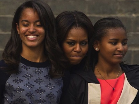 TMZ: First Lady Forces Photo Agency to Delete Pics of Malia At LA Celebrity Hot Spot