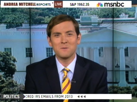 MSNBC's Russert to Dem Rep: Will Latino Voters Blame Obama for Images of Children in Cages?