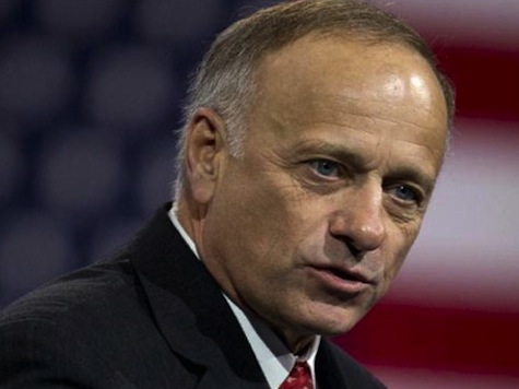 Steve King: Immigration Reform an Effort to Document Undocumented Dems