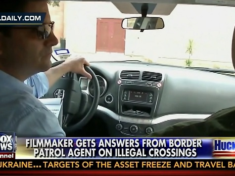 Border Patrol Agent: Unable to Stop Rapists, Murderers, Terrorists, 'Busy Handling Something Else'