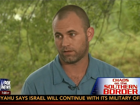 Watch: Breitbart's Darby on How to Stem the Flow of Illegals at Border on 'Hannity'