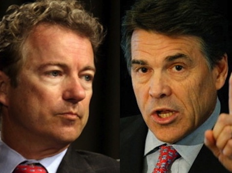 GOP Foreign Policy Feud: John McCain, Rick Perry Blast Rand Paul