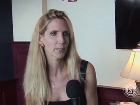 Ann Coulter: We Can't Take Everyone, 'All Countries Suck Compared to America'