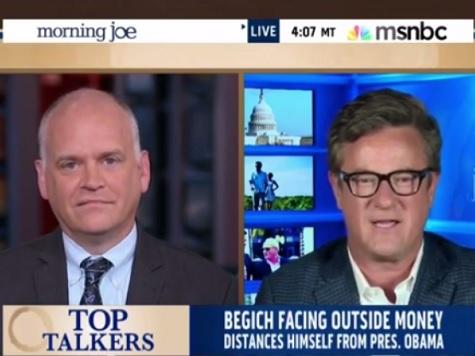 'Morning Joe' Laughs Off Democrat Mark Begich Effort to Run Against Obama