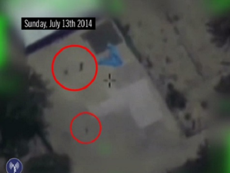 Watch: IDF Avoids Airstrikes to Avoid Civilian Casualties