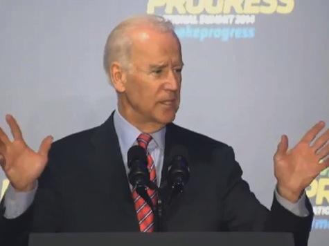 Joe Biden: Change Obama Promised in '08 'Didn't Happen'