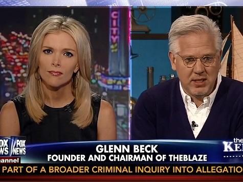 Beck Flips, Starts Fundraising for Border Patrol Union